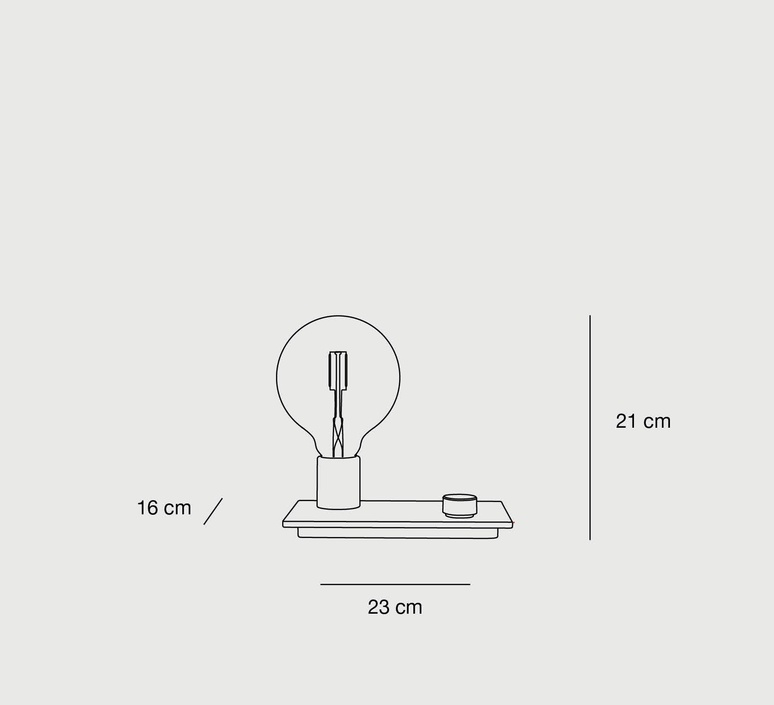Control taf architects lampe a poser table lamp  muuto 21921  design signed 33713 product