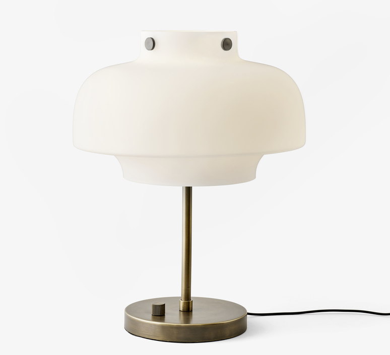 Copenhagen sc13 space copenhagen lampe a poser table lamp  andtradition 65201001  design signed 42793 product