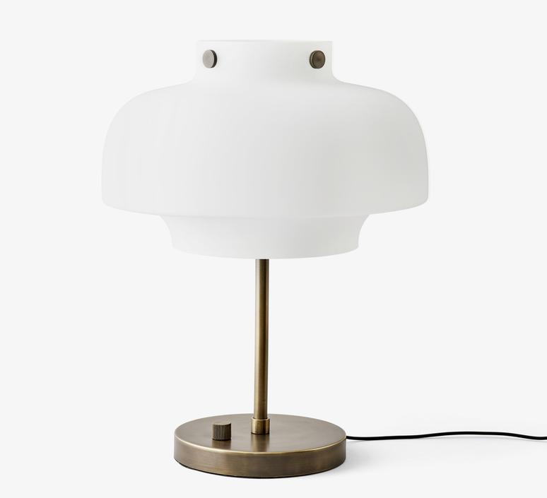 Copenhagen Sc13 Space Copenhagen Lampe A Poser Table Lamp Andtradition  65201001 Design Signed 42794 Product