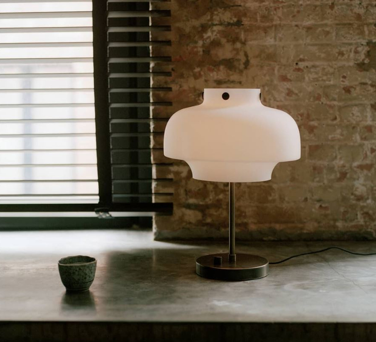 Copenhagen sc13 space copenhagen lampe a poser table lamp  andtradition 65201001  design signed 56911 product