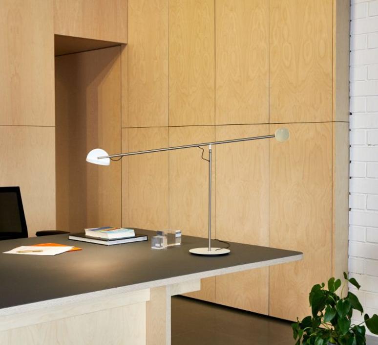 Copernica m studio ramirez i carrillo lampe a poser table lamp  marset a686 001  design signed 61655 product