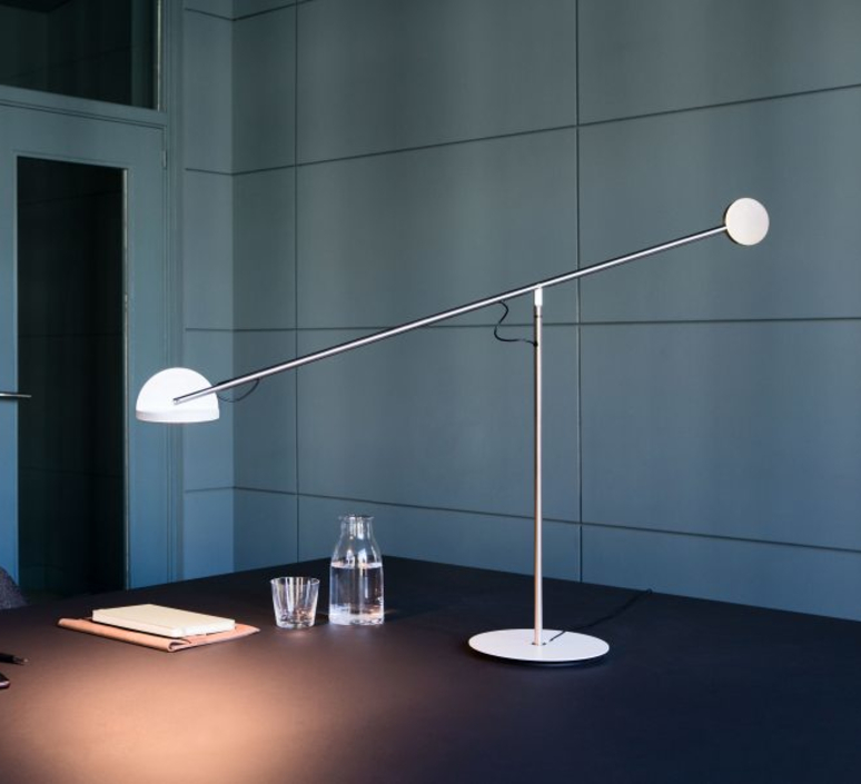 Copernica m studio ramirez i carrillo lampe a poser table lamp  marset a686 001  design signed 61657 product