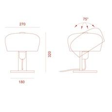 Coppola christophe de la fontaine formagenda 160 12 luminaire lighting design signed 15344 thumb