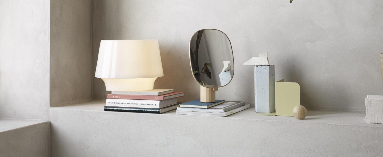 Lampe a poser cosy l blanc l34 8cm hcm muuto normal