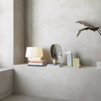 Lampe a poser cosy l blanc l34 8cm hcm muuto normal
