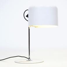 Coupe joe colombo oluce 2202 blanc luminaire lighting design signed 22465 thumb
