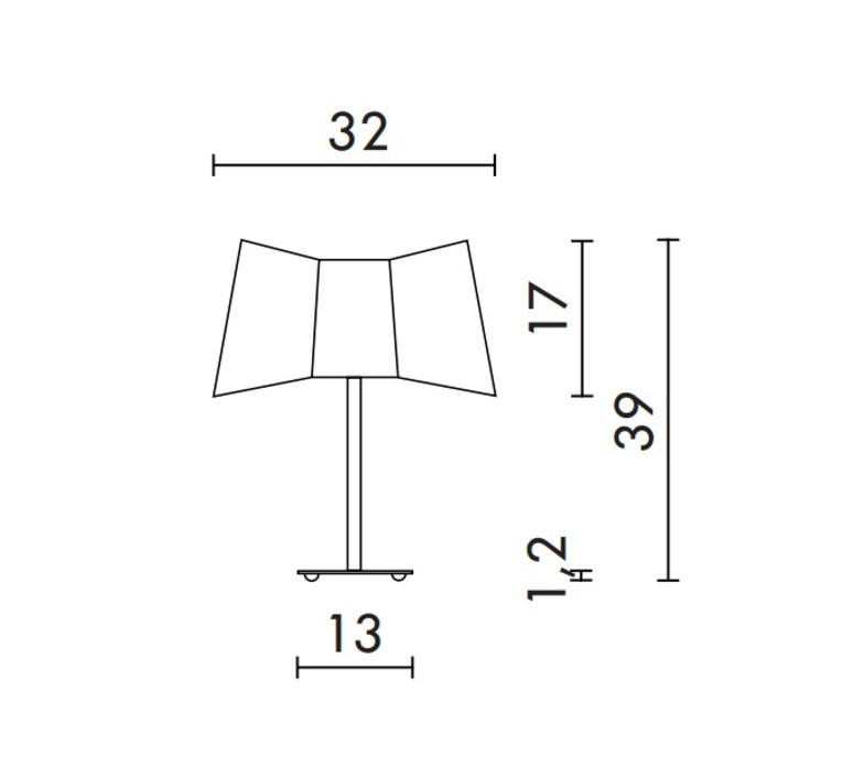 Couture emmanuelle legavre designheure l39pctbpdp luminaire lighting design signed 13313 product