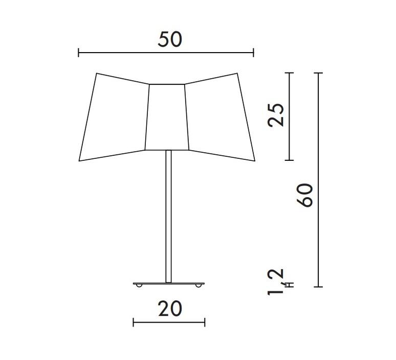 Couture emmanuelle legavre designheure l60gctbpdp luminaire lighting design signed 13328 product
