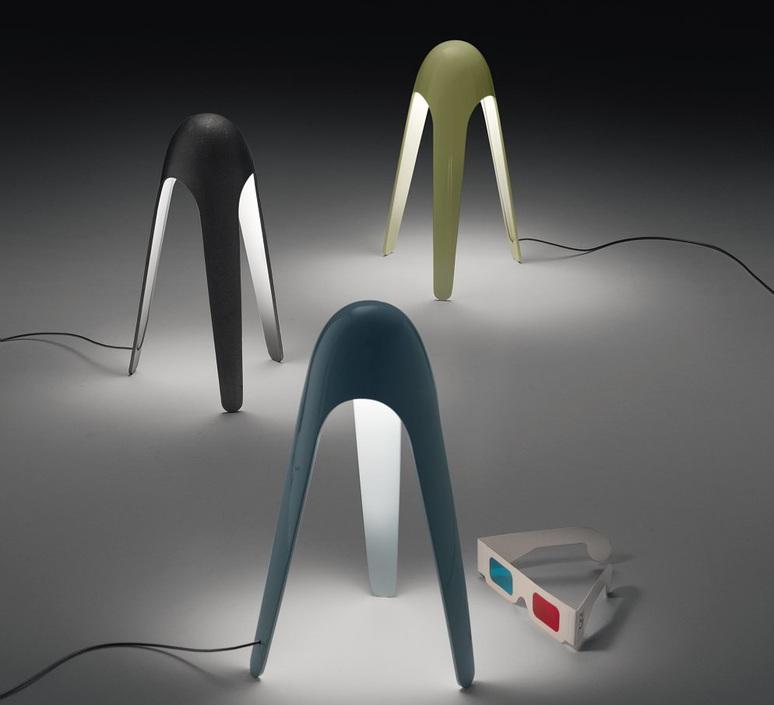 Cyborg karim rashid martinelli luce 825 al luminaire lighting design signed 23739 product