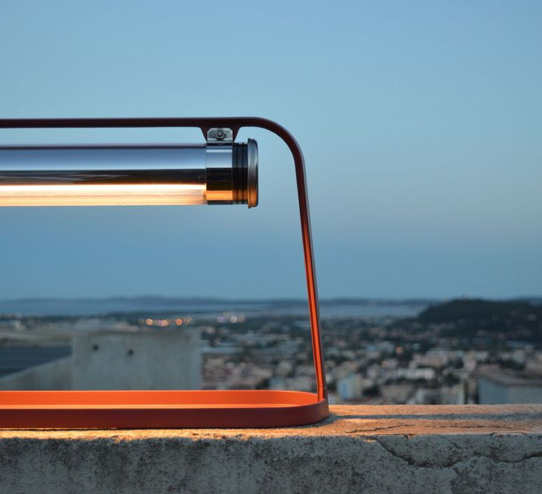 Astrup sammode studio lampe a poser d exterieur outdoor table lamp  sammode astrup ms1201  design signed 54626 product