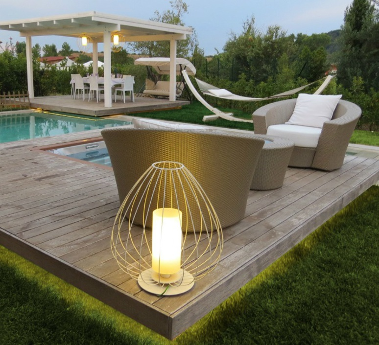 Cell matteo ugolini karman m612 ext luminaire lighting design signed 24620 product