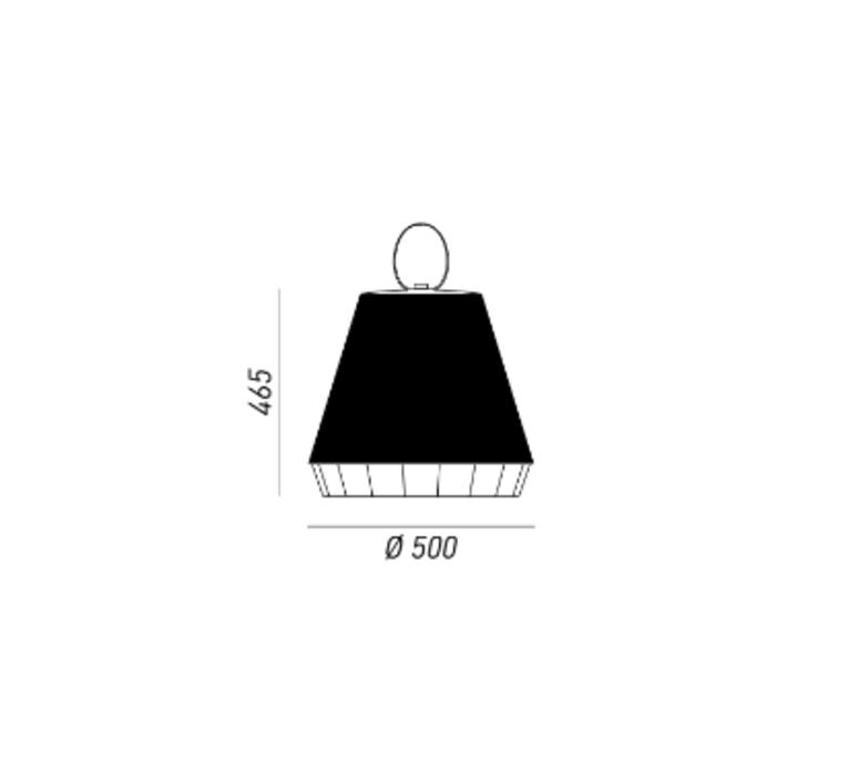 Dress brian rasmussen lampe a poser d exterieur outdoor table lamp  torremato d3a1  design signed 52218 product
