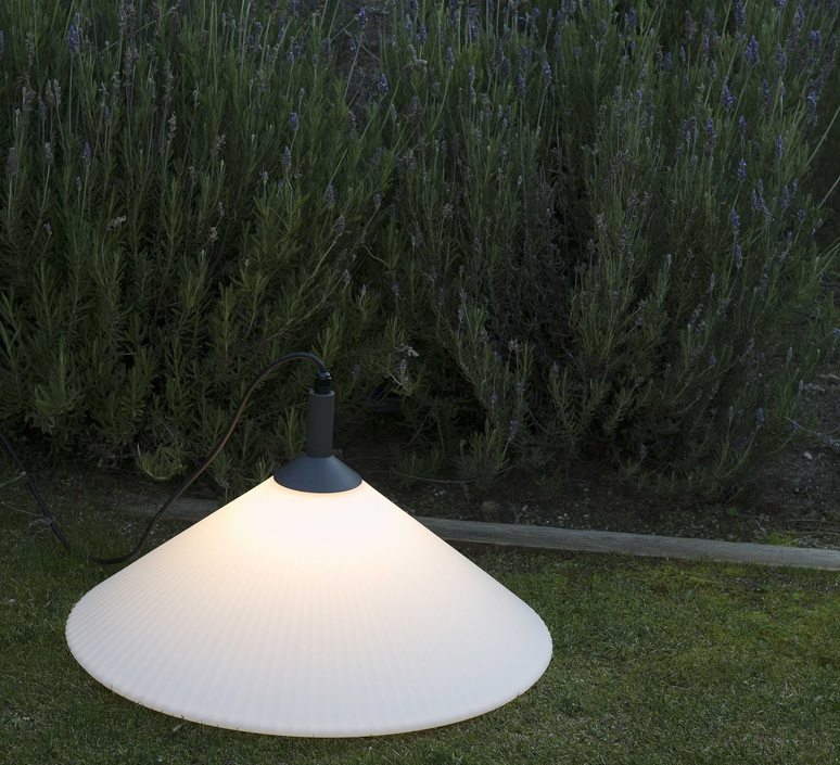 Hue nahtrand design lampe a poser d exterieur outdoor table lamp  faro 71566  design signed 48750 product