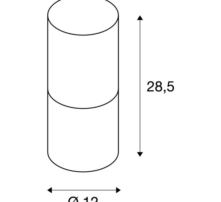 Lisenne o studio slv lampe a poser d exterieur outdoor table lamp  slv 213360  design signed nedgis 75972 product