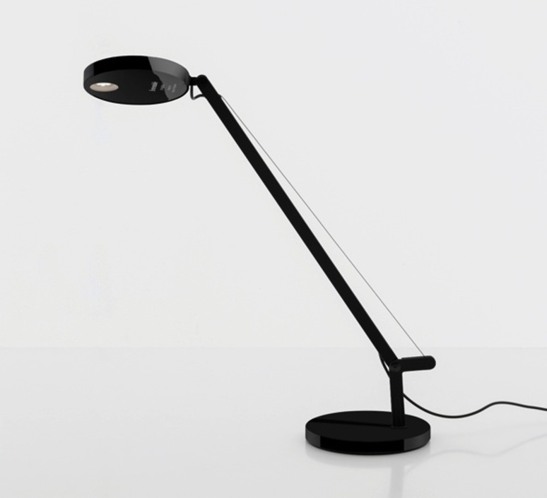 Demetra micro table naoto fukasawa lampe a poser table lamp  artemide 1747w40a  design signed 33510 product