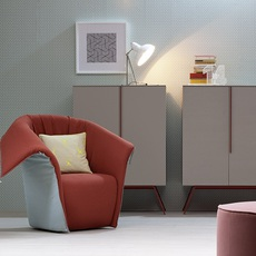 Diana studio delightfull delightfull table diana white nickel luminaire lighting design signed 25668 thumb
