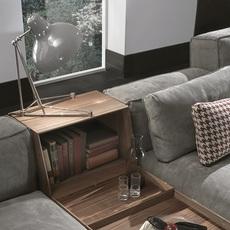 Diana studio delightfull delightfull table diana white nickel luminaire lighting design signed 25669 thumb