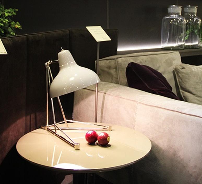 Diana studio delightfull delightfull table diana white nickel luminaire lighting design signed 25671 product