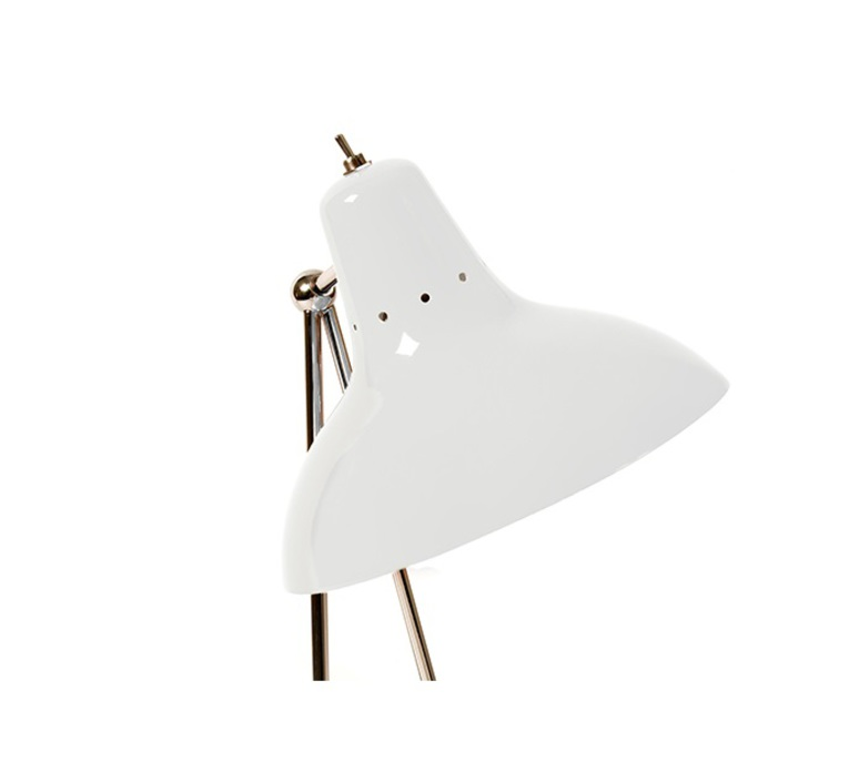Diana studio delightfull delightfull table diana white nickel luminaire lighting design signed 25672 product