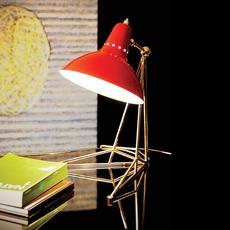Diana studio delightfull delightfull table diana red nickel luminaire lighting design signed 25634 thumb