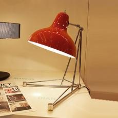Diana studio delightfull delightfull table diana red nickel luminaire lighting design signed 25635 thumb