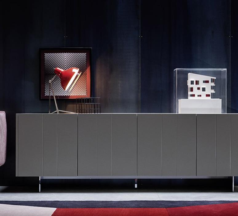 Diana studio delightfull delightfull table diana red nickel luminaire lighting design signed 25636 product