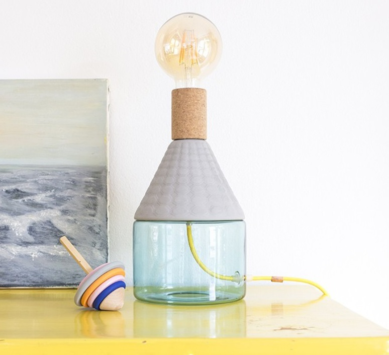 Dina elena salmistraro lampe a poser table lamp  seletti 07934  design signed nedgis 65811 product