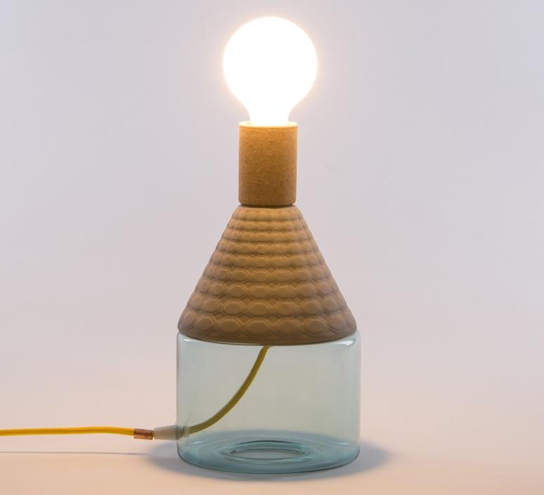 Dina elena salmistraro lampe a poser table lamp  seletti 07934  design signed nedgis 65812 product