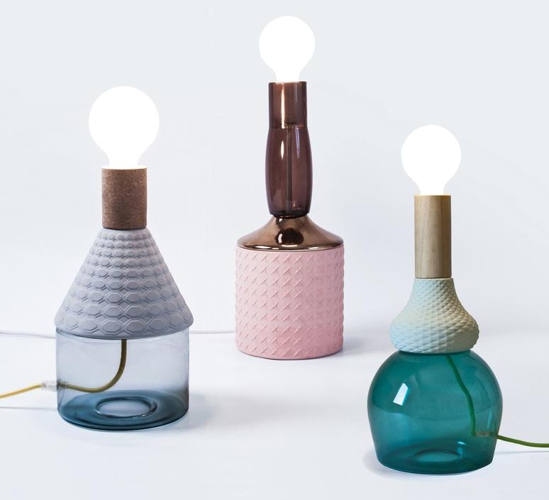 Dina elena salmistraro lampe a poser table lamp  seletti 07934  design signed nedgis 65813 product