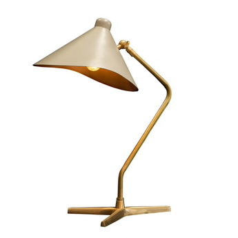 Lampe a poser dino biscuit l39cm h57cm gong normal