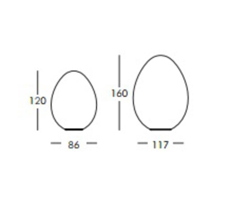 Dino marc sadler slide lp ovo122 luminaire lighting design signed 19165 product