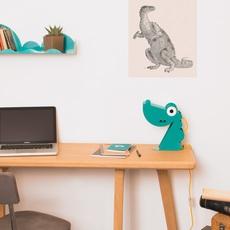 Dinosaure bleu carmin design studio lampe a poser table lamp  bleu carmin design lmp animo 001  design signed nedgis 77184 thumb