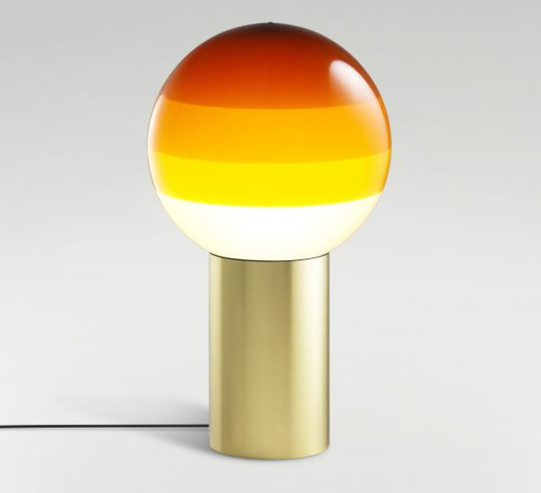 Dipping light jordi canudas lampe a poser table lamp  marset a691 010  design signed 53075 product