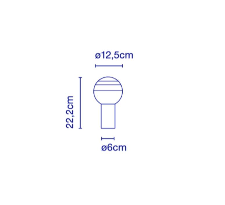 Dipping light jordi canudas lampe a poser table lamp  marset a691 001  design signed 53050 product