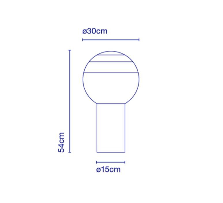 Dipping light jordi canudas lampe a poser table lamp  marset a691 007  design signed 53095 product