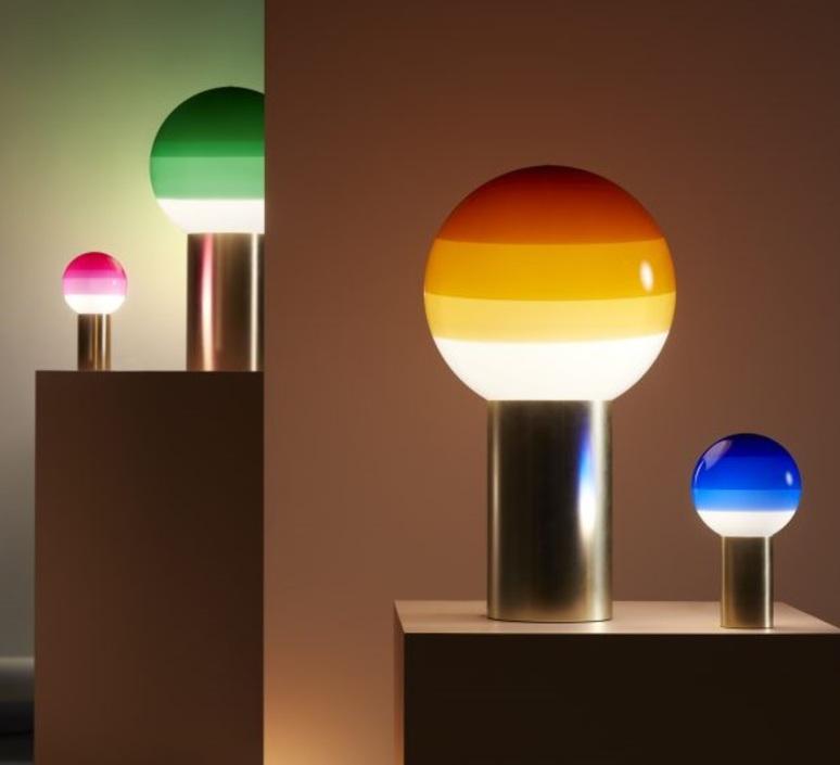 Dipping light jordi canudas lampe a poser table lamp  marset a691 002  design signed 53055 product
