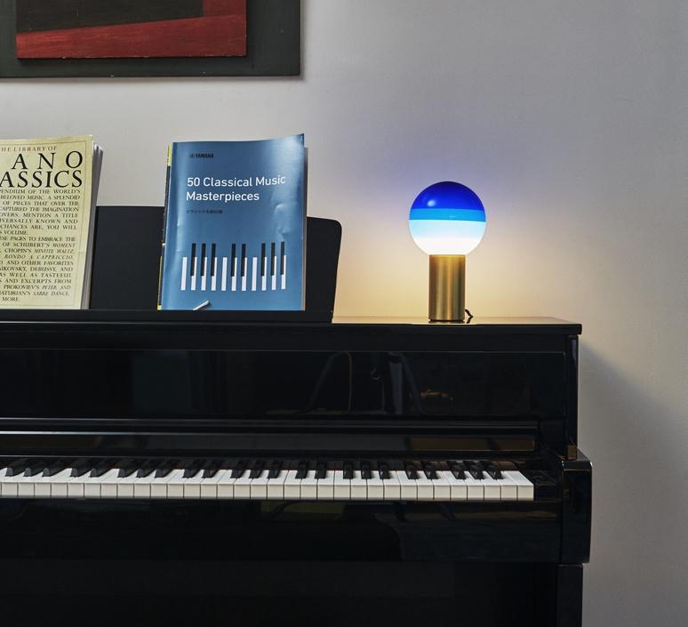 Dipping light jordi canudas lampe a poser table lamp  marset a691 002  design signed 57435 product