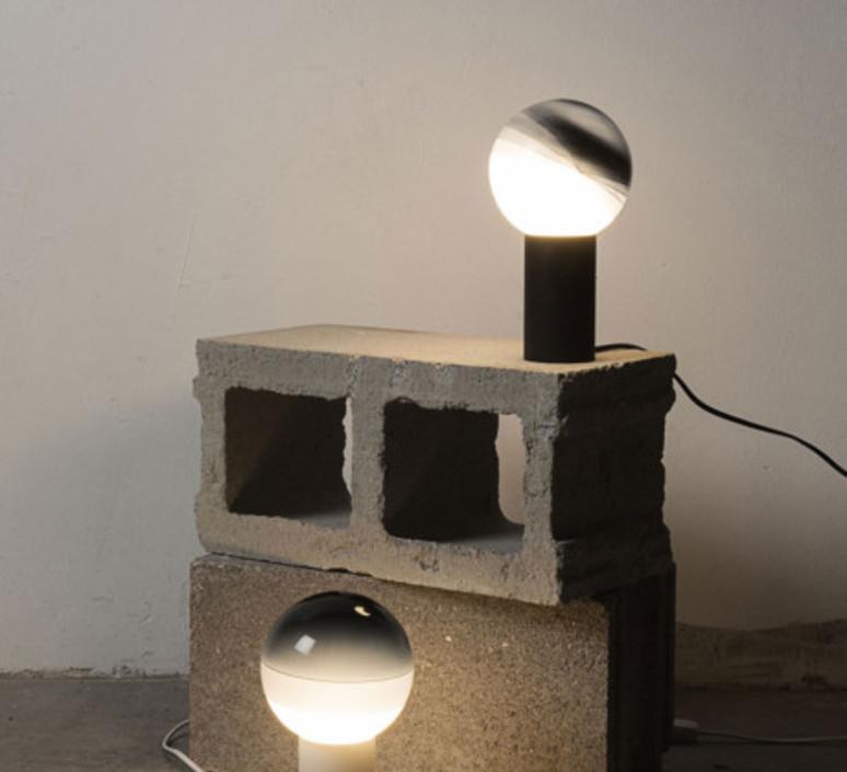 Dipping light jordi canudas lampe a poser table lamp  marset a691 006  design signed 53792 product