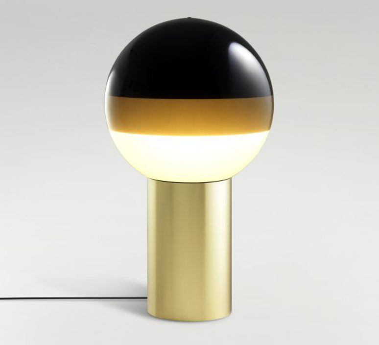 Dipping light jordi canudas lampe a poser table lamp  marset a691 012  design signed 53079 product