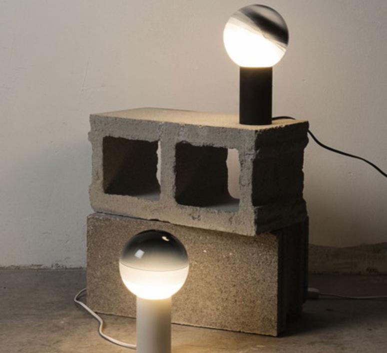 Dipping light jordi canudas lampe a poser table lamp  marset a691 012  design signed 53788 product