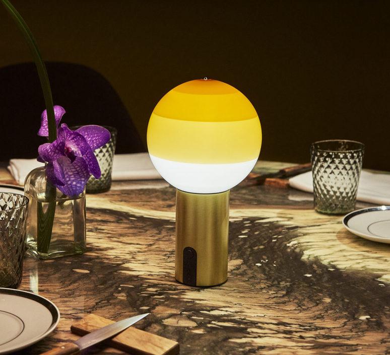 Dipping light portable jordi canudas lampe a poser table lamp  marset a691 091   design signed nedgis 84091 product