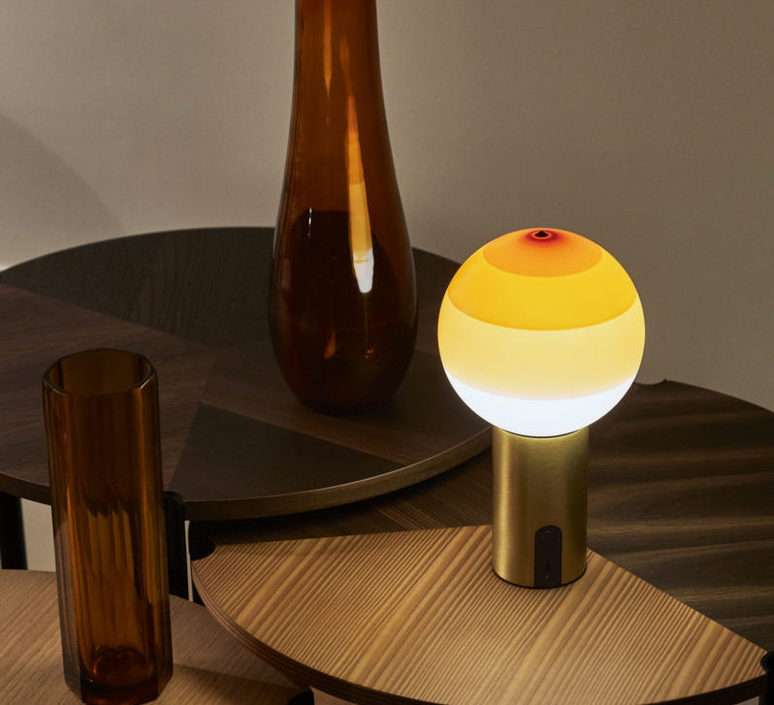 Dipping light portable jordi canudas lampe a poser table lamp  marset a691 091   design signed nedgis 84092 product