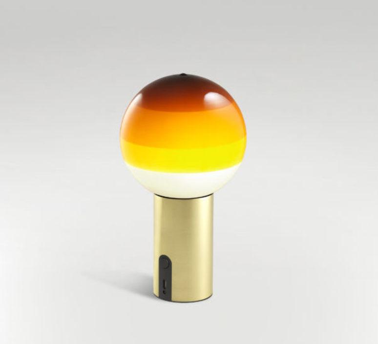 Dipping light portable jordi canudas lampe a poser table lamp  marset a691 091   design signed nedgis 84093 product