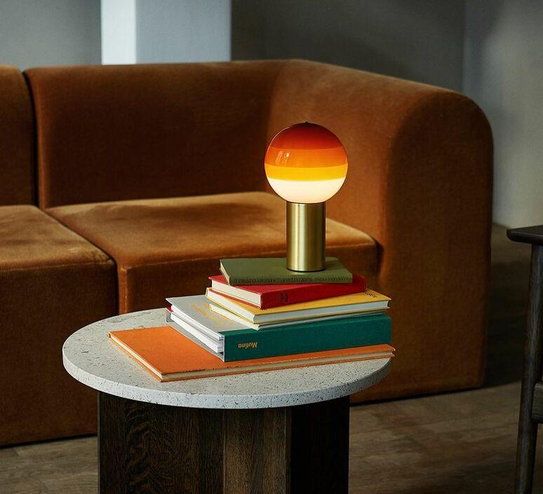 Dipping light portable jordi canudas lampe a poser table lamp  marset a691 091   design signed nedgis 99948 product