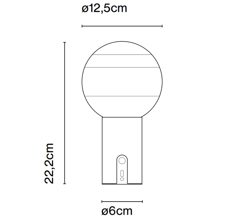 Dipping light portable jordi canudas lampe a poser table lamp  marset a691 095   design signed nedgis 84063 product
