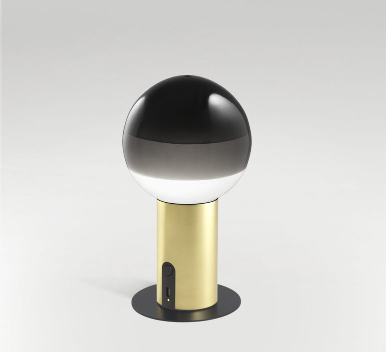 Dipping light portable jordi canudas lampe a poser table lamp  marset a691 095   design signed nedgis 84064 product