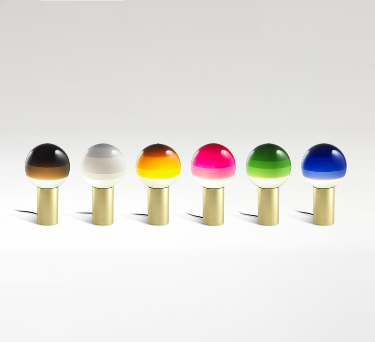 Dipping light jordi canudas lampe a poser table lamp  marset a691 011  design signed 53098 product