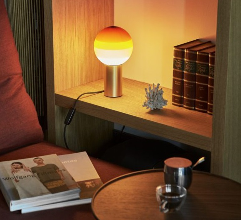 Dipping light s jordi canudas lampe a poser table lamp  marset a691 072  design signed nedgis 68369 product