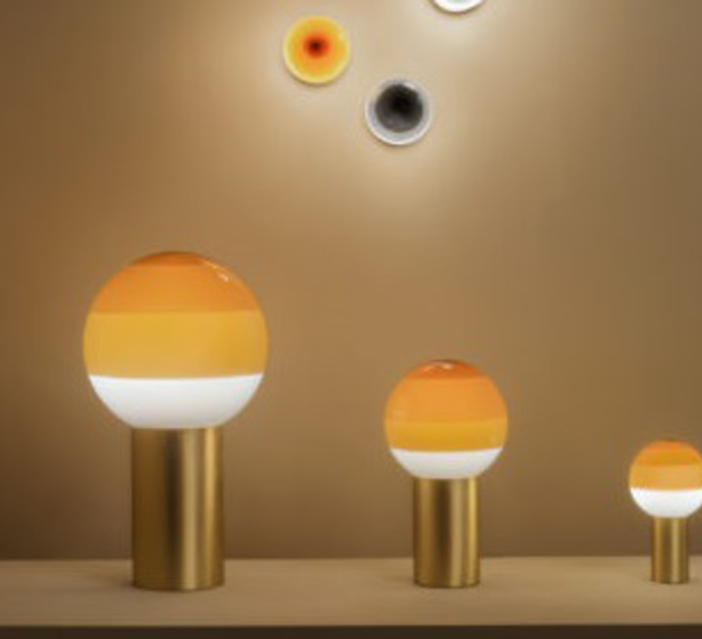 Dipping light s jordi canudas lampe a poser table lamp  marset a691 072  design signed nedgis 68370 product