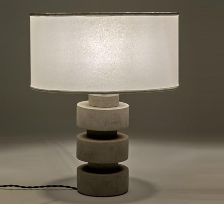 Disc lamp marie michielssen  lampe a poser table lamp  serax b7219001n  design signed nedgis 66992 product